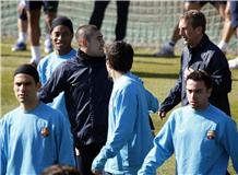 Modèle Football Club Barcelone et Alberto Roca 2