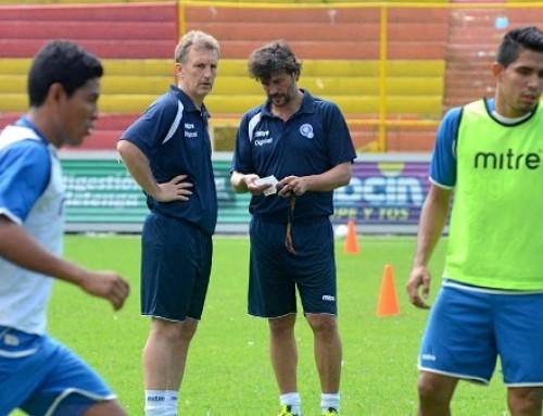 El Salvador jugará contra marfileños y españoles en el debut de Albert Roca como seleccionador