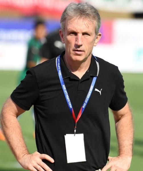 Albert Roca DT Fútbol 2018-2019